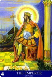 4 Аркан Император
