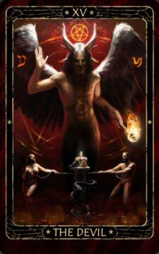 15 аркан Дьявол значение и толкование