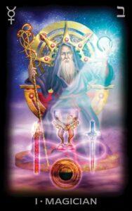 1 Аркан Маг значение и толкование