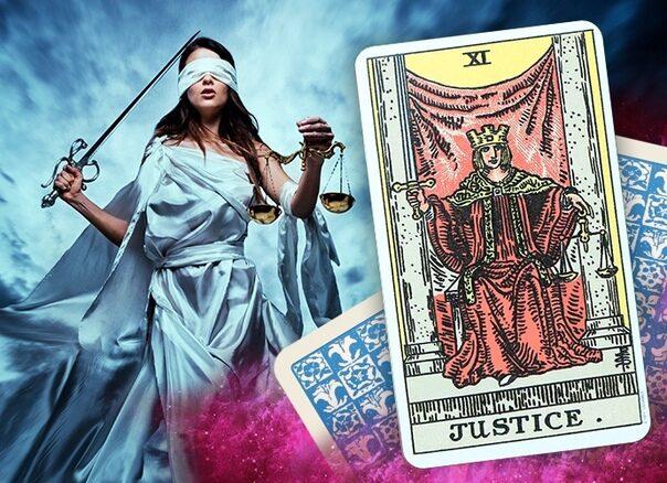 11 Аркан Справедливость значение и толкование