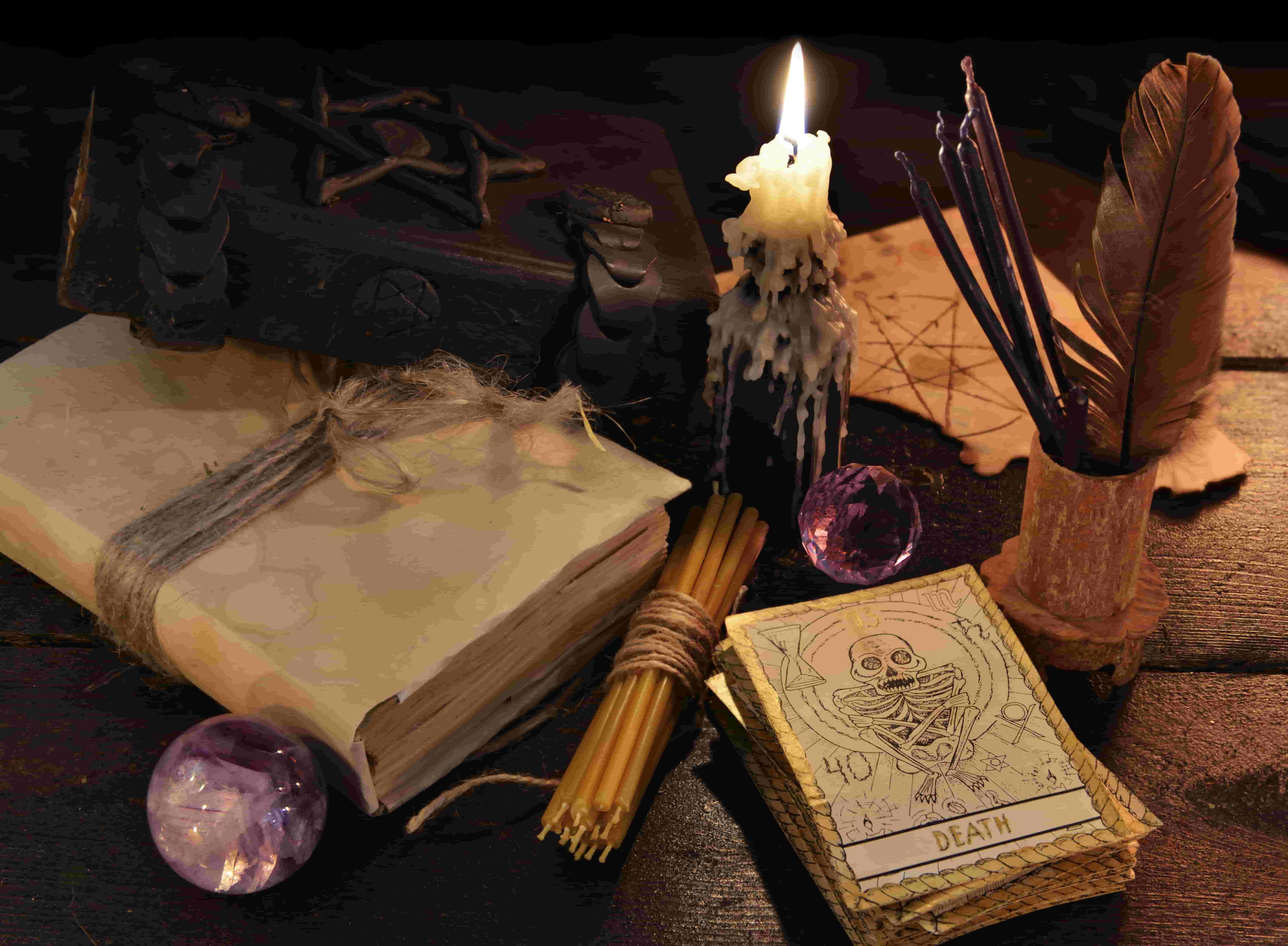 Белая магия: правила, ритуалы и заклинания - m 55